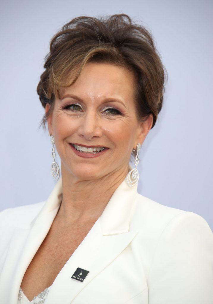 Gabrielle Carteris | Beverly Hills 90210 Actors Then and Now | Her Beauty