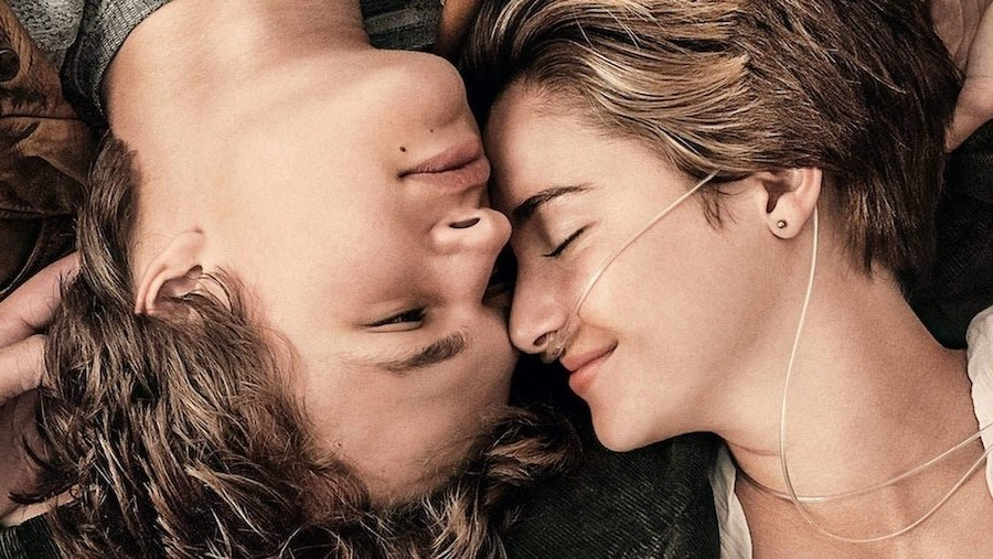 Gus and Hazel - The Fault in Our Stars, 2014 | 10 Most Tragic Movie Couples | Her Beauty