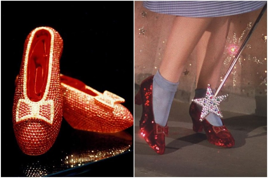Harry Winston Ruby Slippers – $3 Million | 9 Most Expensive Pairs Of Shoes Ever | Her Beauty