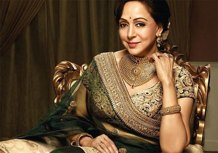 Hema Malini | 8 Bollywood Stunners Share Their Main Beauty Routines, And We Can't Wait To Try Them | Her Beauty