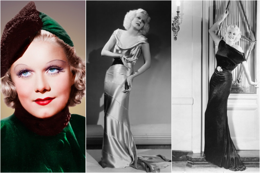 Jean Harlow | 10 Style Icons of the '30s and '40s | Her Beauty