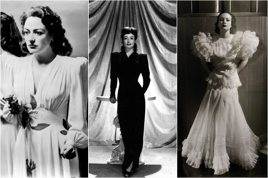 Joan Crawford | 10 Style Icons of the '30s and '40s | Her Beauty