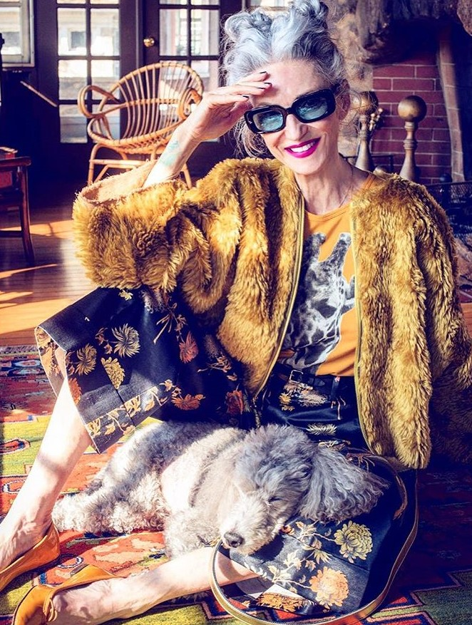Linda Rodin | 12Over-50 Women With Ridiculously Good Style | Her Beauty