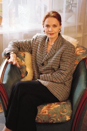 Людмила Чурсина   Иконы стиля советских женщин   Her Beauty
