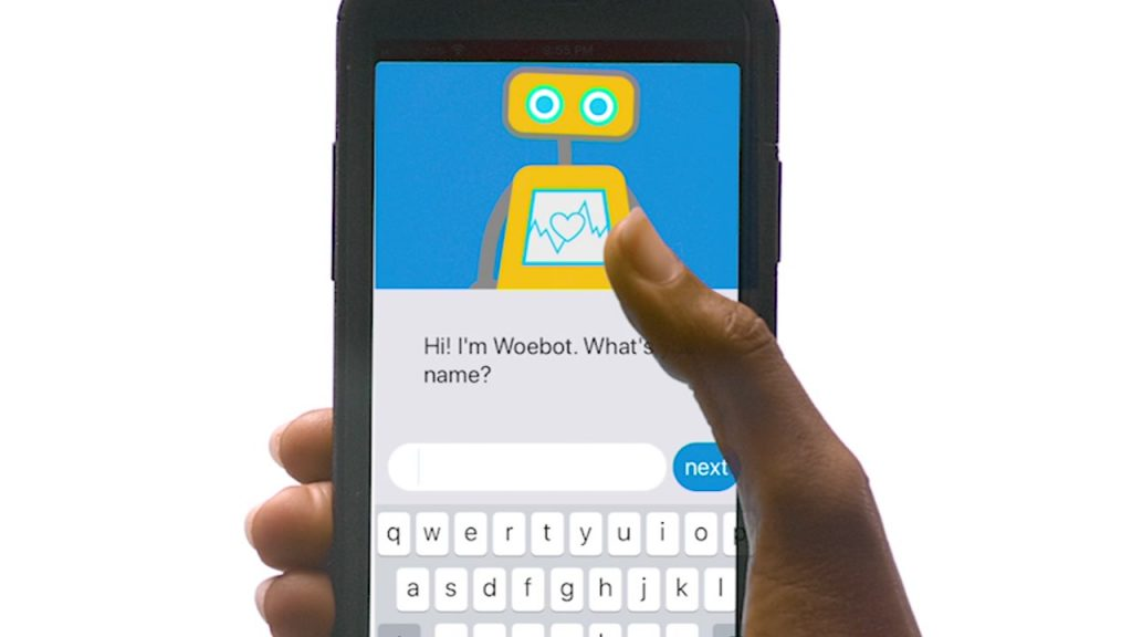 Meet Woebot, A Therapist In An App #6 | Her Beauty