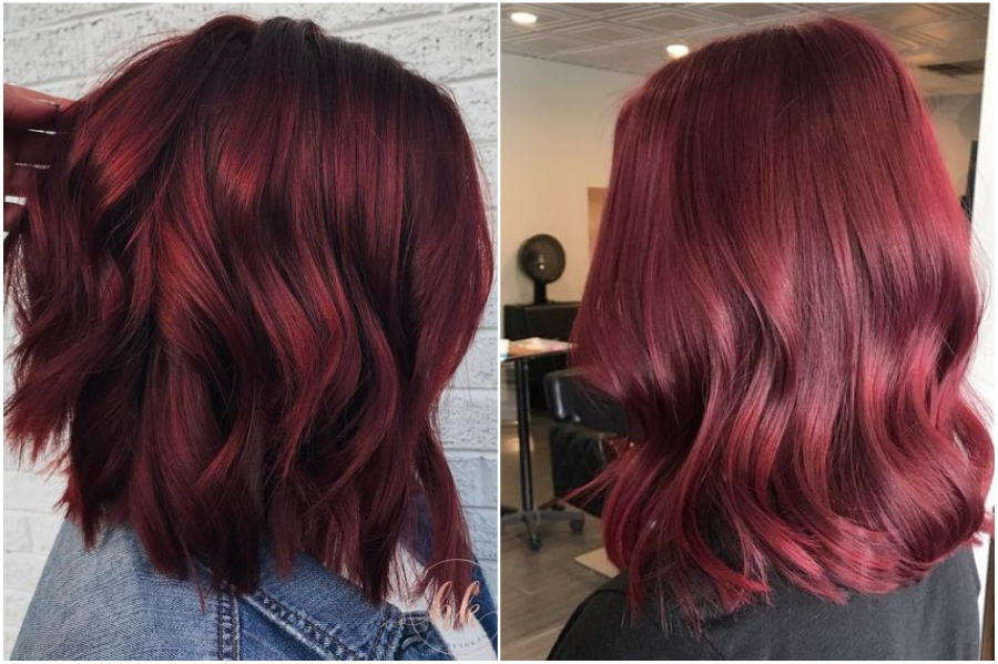 Mulled Wine | 15 Trendy Red Hair Ideas To Try | Her Beauty