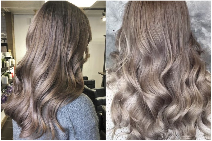 Mushroom Blonde | How To Get Silver Hair: The Ultimate Guide to Dyeing Your Hair Her Beauty