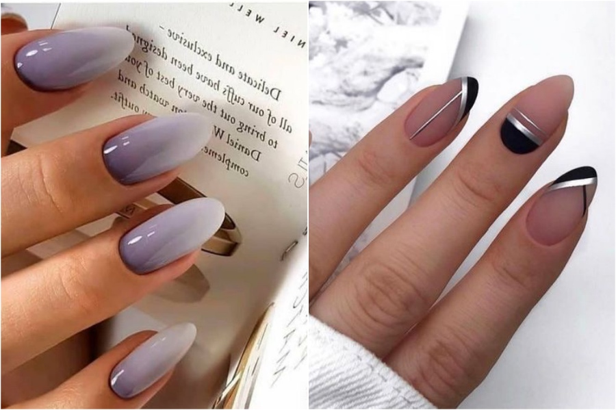 Oval | Nail Shapes And What They Say About You | Her Beauty