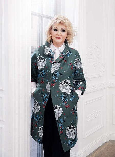Наталья Селезнева   Иконы стиля советских женщин   Her Beauty