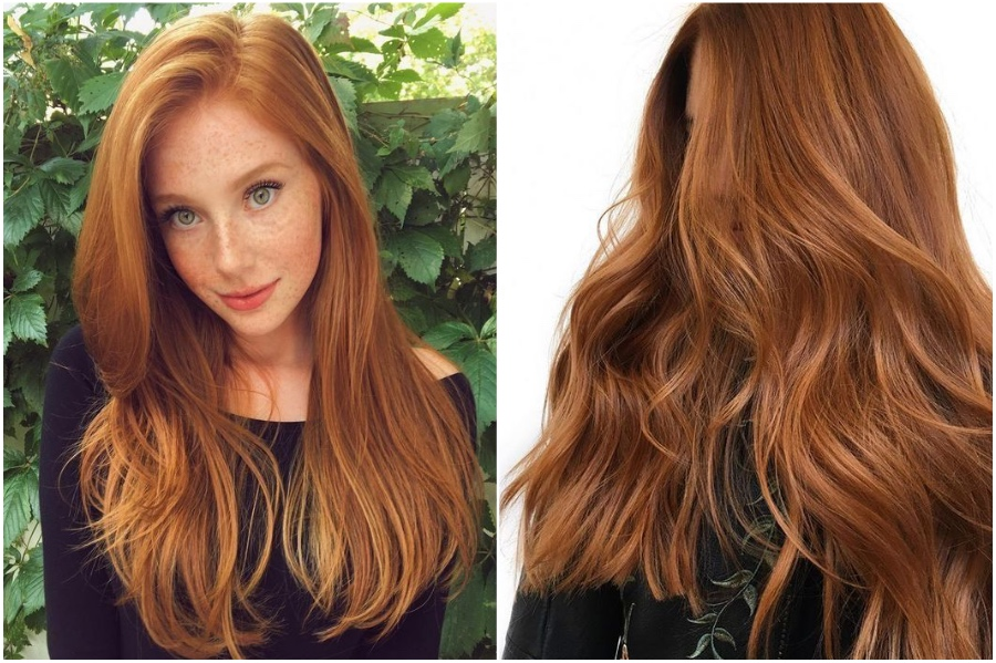 Natural Ginger | 15 Trendy Red Hair Ideas To Try | Her Beauty