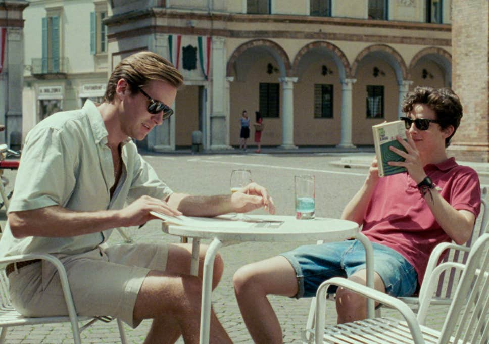 Oliver and Elio - Call Me By Your Name, 2017  | 10 Most Tragic Movie Couples | Her Beauty