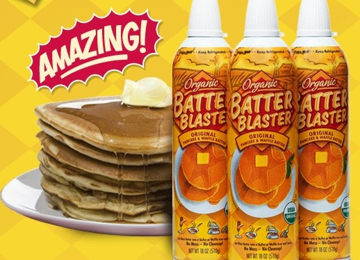 Pancake batter | 9 Simple Food Ideas That Made People Millionaires Her Beauty