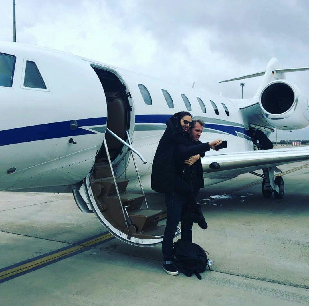 Private flights | 7 Crazy Expensive Things Gal Gadot Has Bought | Her Beauty