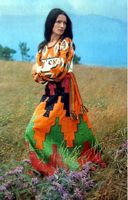 София Ротару СССР   Иконы стиля советских женщин   Her Beauty
