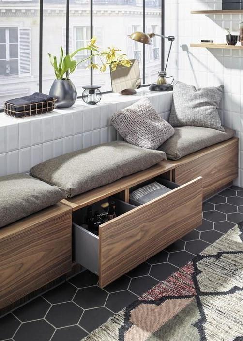 Seating Balcony #1 | 10 Cozy Balcony Ideas | Her Beauty