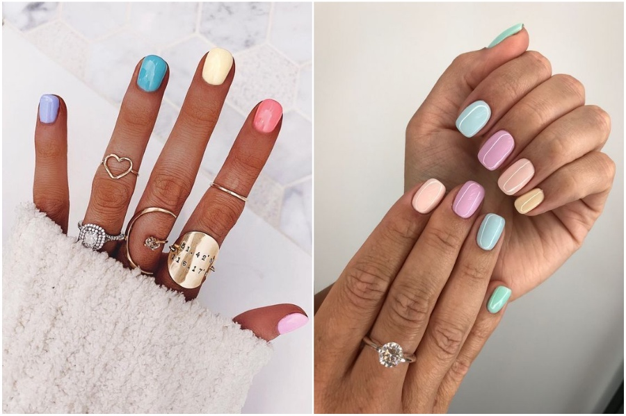 What Are Shellac Nails   Shellac Nails Pros And Cons   HerBeauty