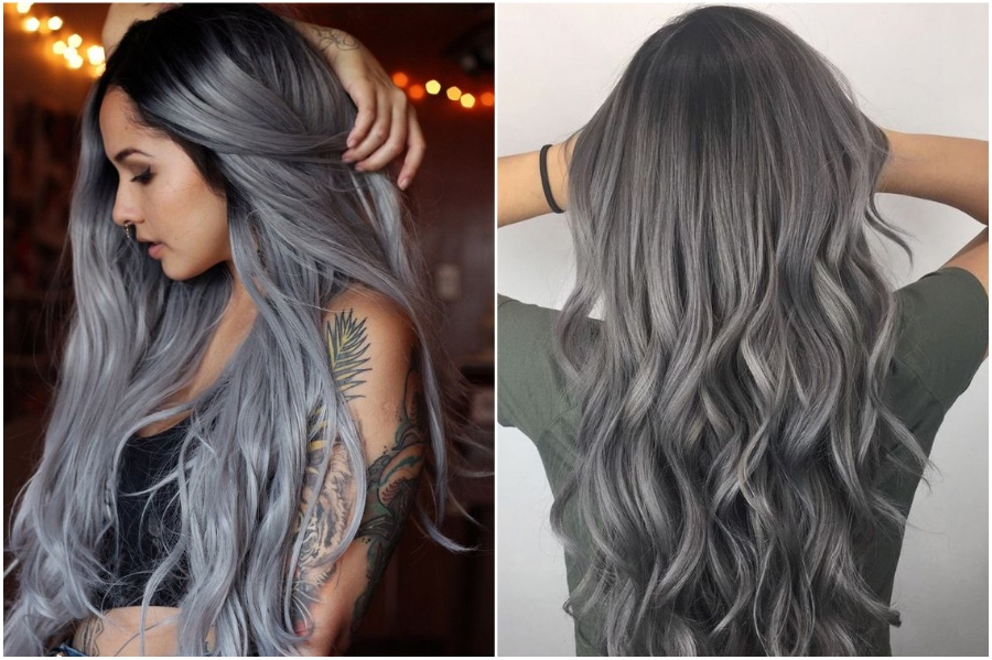 How To Dye Your Hair Silver | How To Get Silver Hair: The Ultimate Guide to Dyeing Your Hair Her Beauty