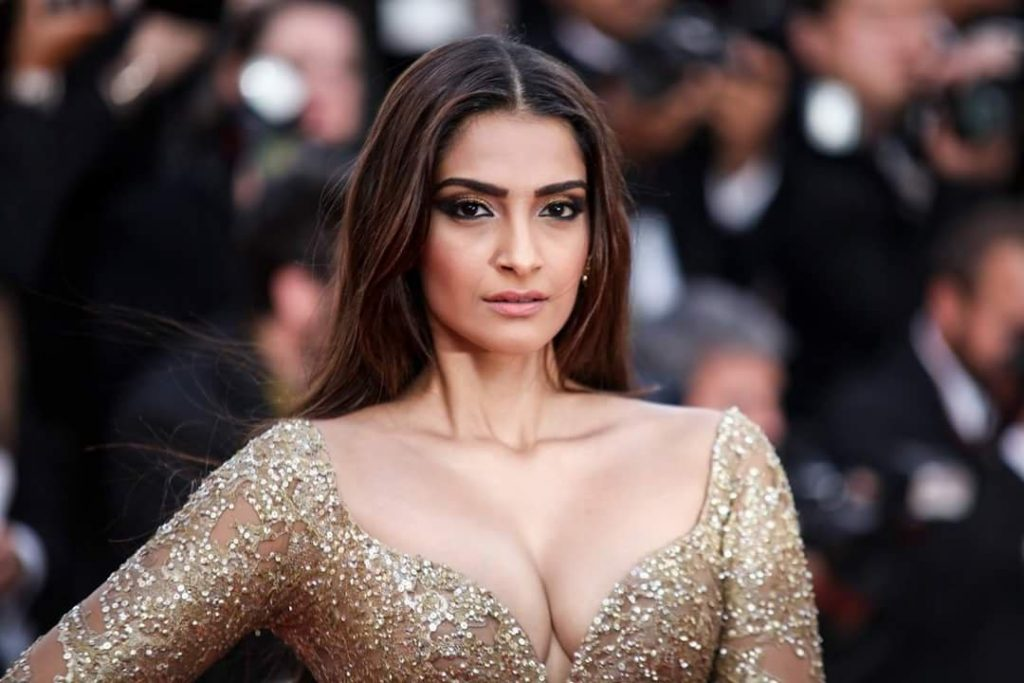 Sonam Kapoor | 8 Bollywood Stunners Share Their Main Beauty Routines, And We Can't Wait To Try Them | Her Beauty