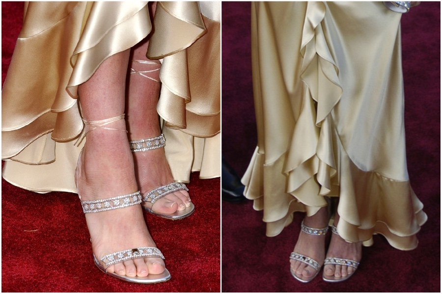 Stuart Weitzman Cinderella Slippers – $2 Million | 9 Most Expensive Pairs Of Shoes Ever | Her Beauty