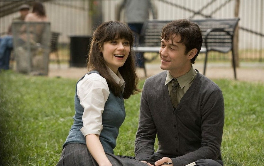 Tom and Summer - 500 Days Of Summer, 2009 | 10 Most Tragic Movie Couples | Her Beauty