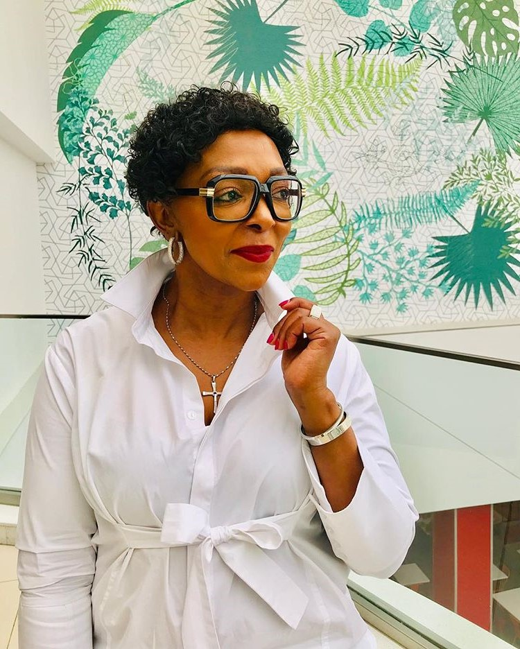 Vanessa Maguato Mqoco | 12Over-50 Women With Ridiculously Good Style | Her Beauty