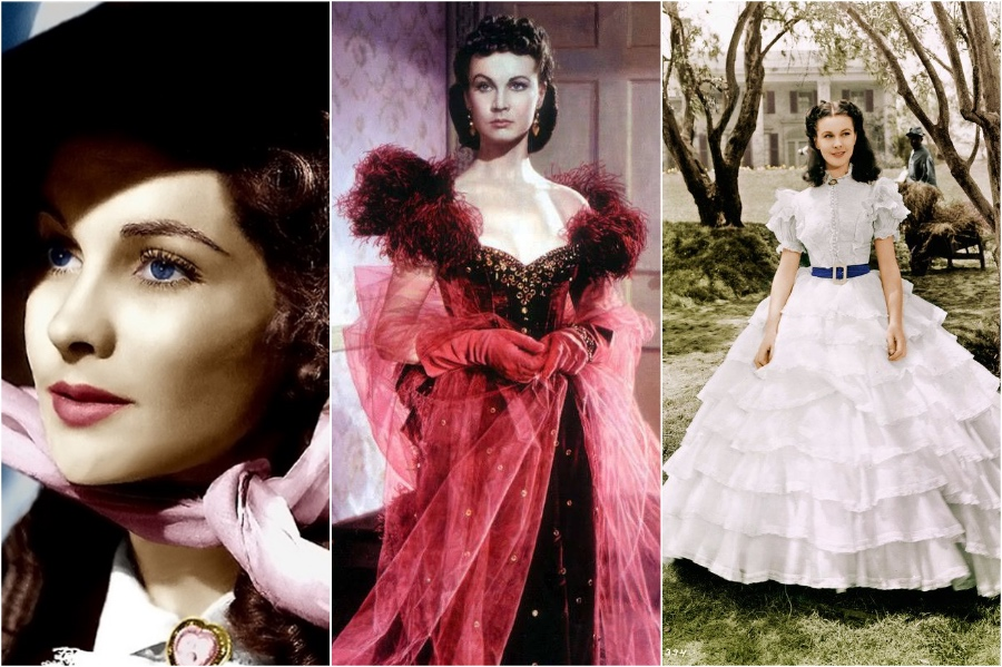 Vivien Leigh | 10 Style Icons of the '30s and '40s | Her Beauty