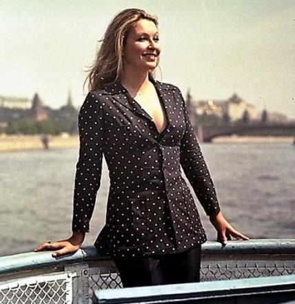 Марина Влади   Иконы стиля советских женщин   Her Beauty