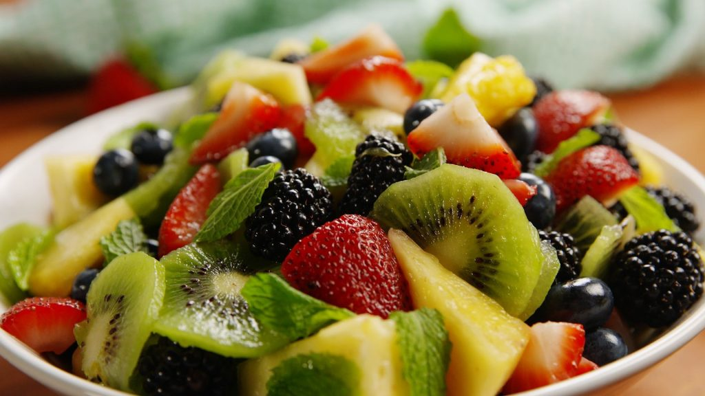 Fruit Salad | 6 Best Salads from Around the World Her Beauty