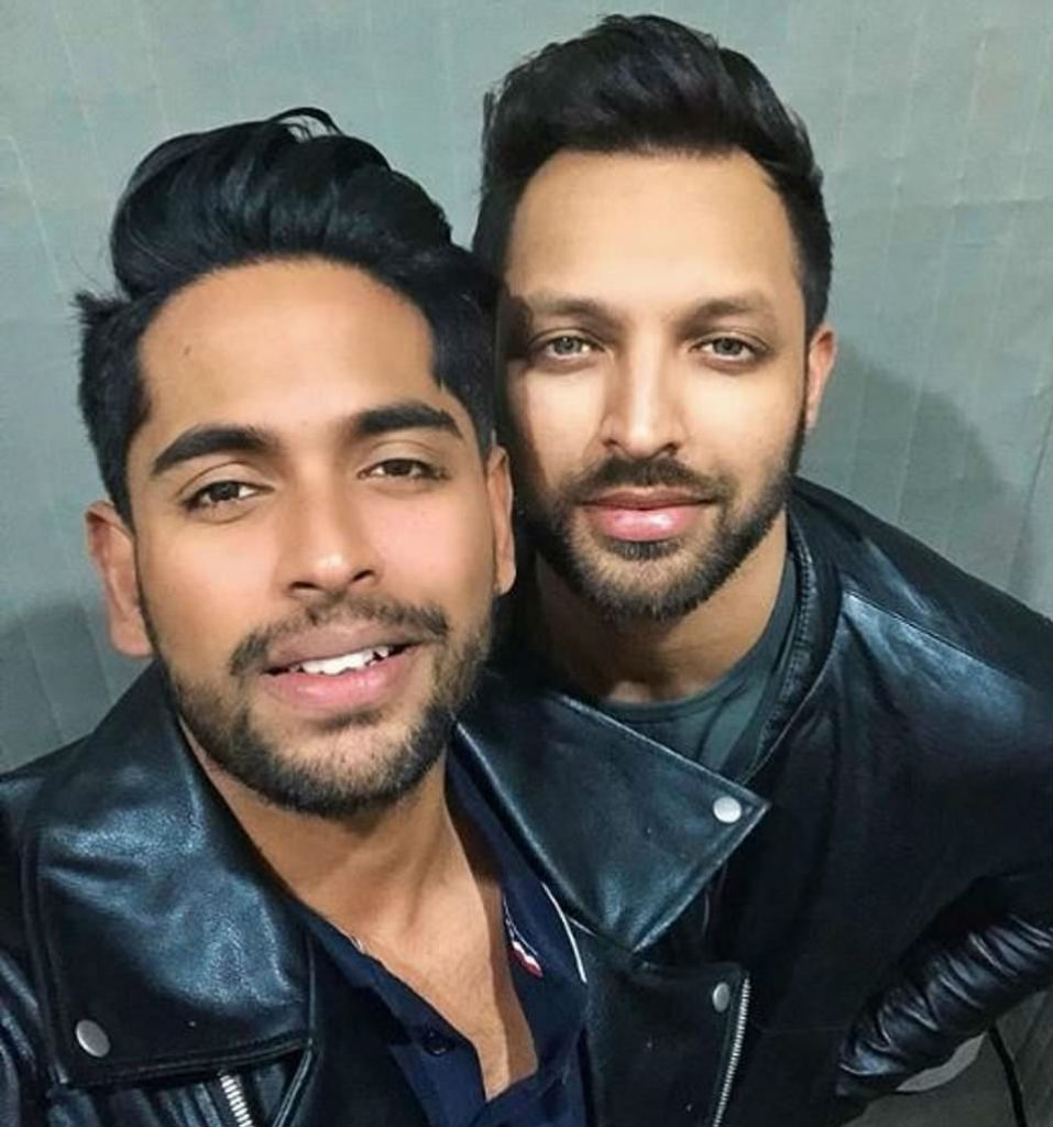 Gay Couple Immortalizes Gorgeous Traditional Indian Wedding #10   Her Beauty