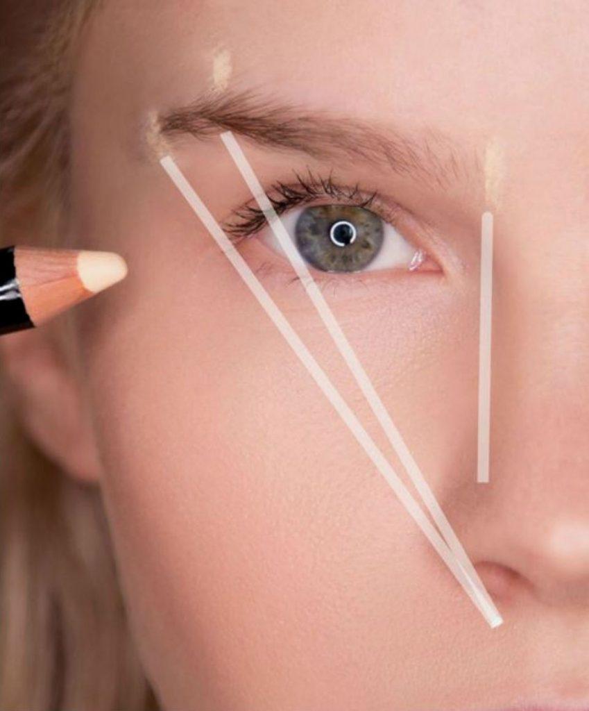 Играйте с формой   Как красить брови, чтобы они выглядели естественно   Her Beauty