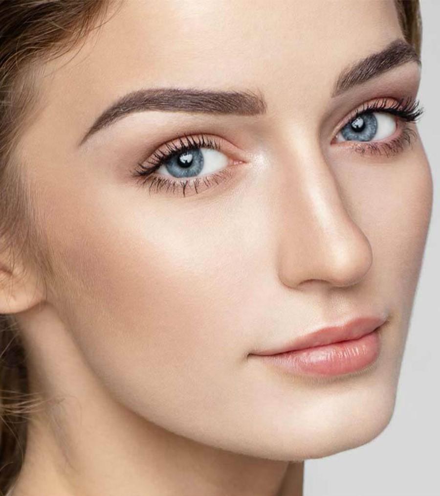 Биотатуаж   Как красить брови, чтобы они выглядели естественно   Her Beauty