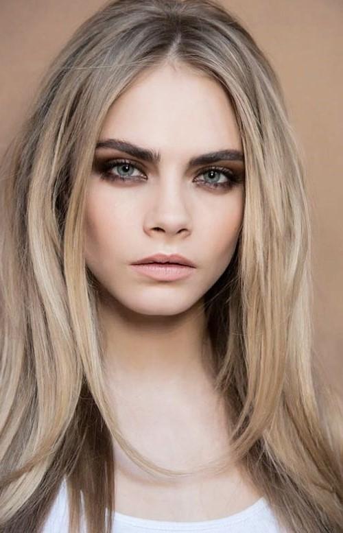 Оттенок бровей для блондинок  Как красить брови, чтобы они выглядели естественно   Her Beauty