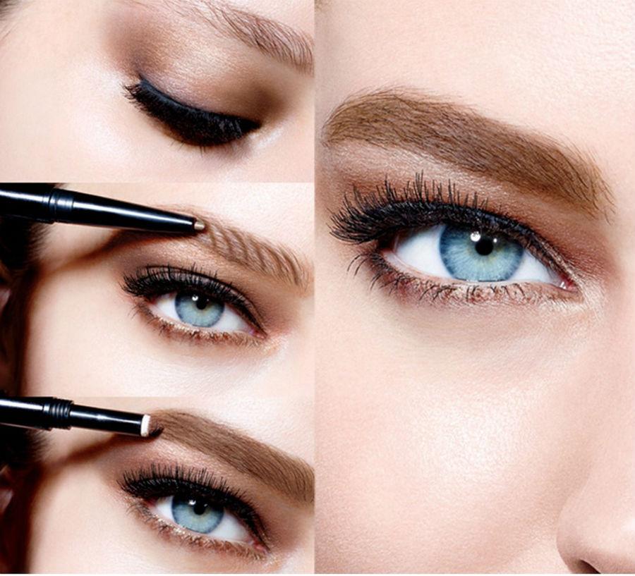 Карандаш для бровей   Как красить брови, чтобы они выглядели естественно   Her Beauty
