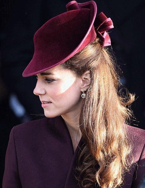 Кейт в шляпке | Кейт vs Меган: сравниваем стиль двух герцогинь | Her Beauty