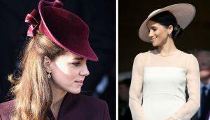 Кейт vs Меган: сравниваем стиль двух герцогинь | Her Beauty