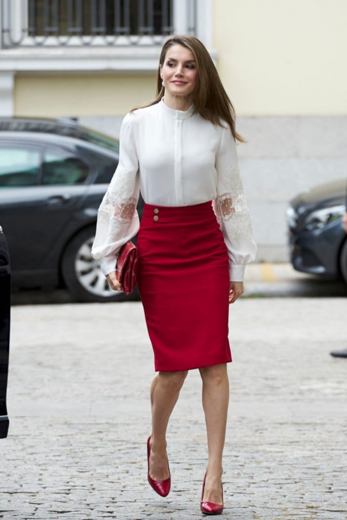 Летисия Ортис | Самые красивые первые леди мира | Her Beauty