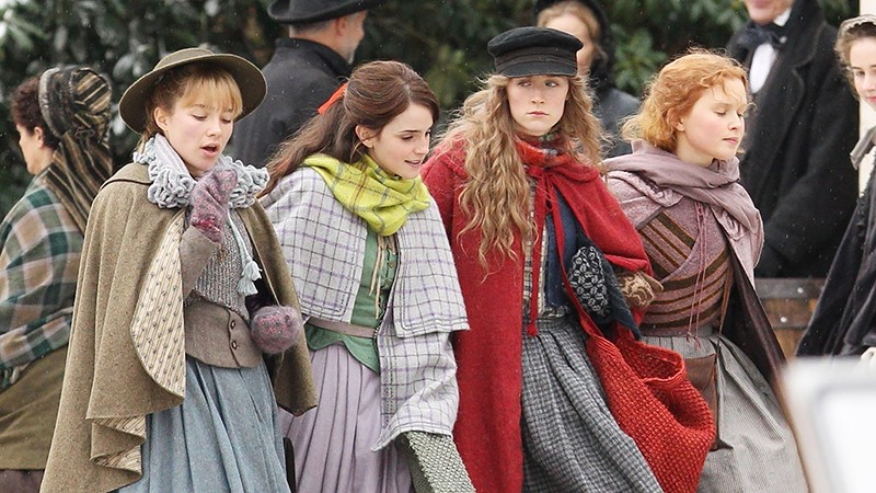 The March women | 8 Reasons You Should Watch the Newest Little Women  | Her Beauty