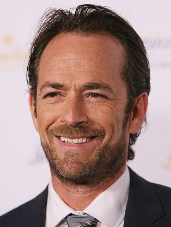 Luke Perry | Beverly Hills 90210 Actors Then and Now | Her Beauty