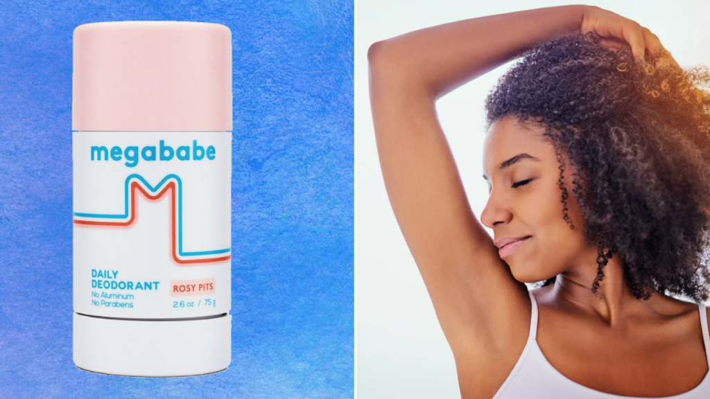 Megababe Rosy Pits Deodorant  | 10 Best Natural Deodorants For Women | Her Beauty