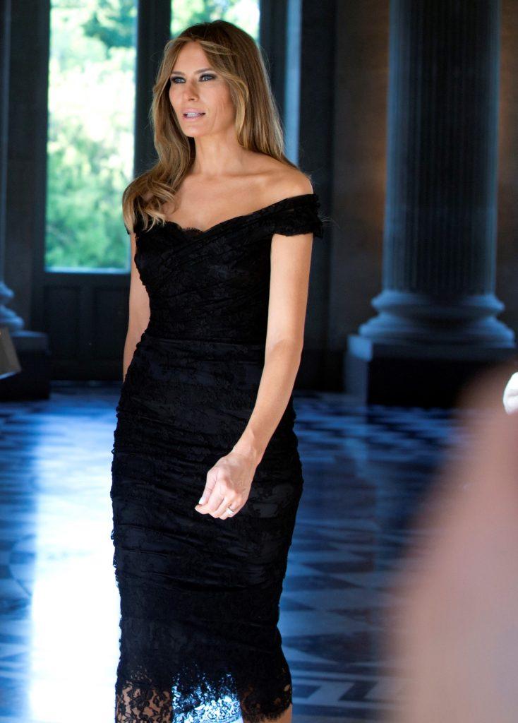 Мелания Трамп | Самые красивые первые леди мира | Her Beauty