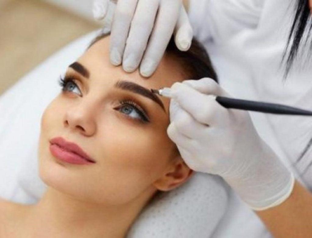 Перманентный макияж   Перманентный макияж бровей: плюсы, минусы и основные виды   Her Beauty