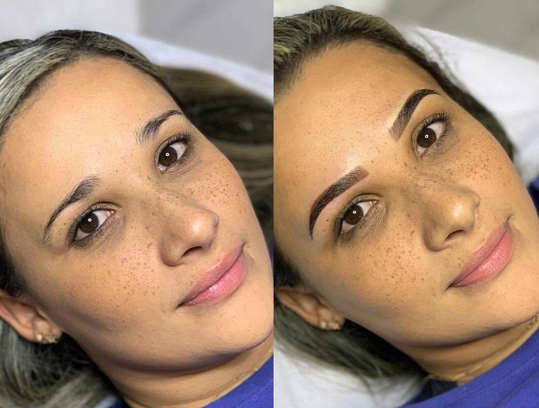 Микроблейдинг   Перманентный макияж бровей: плюсы, минусы и основные виды   Her Beauty