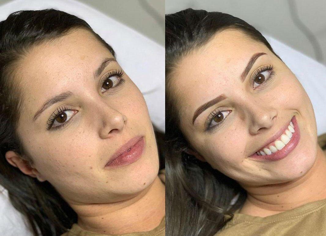 Плюсы перманентного макияжа бровей   Перманентный макияж бровей: плюсы, минусы и основные виды   Her Beauty