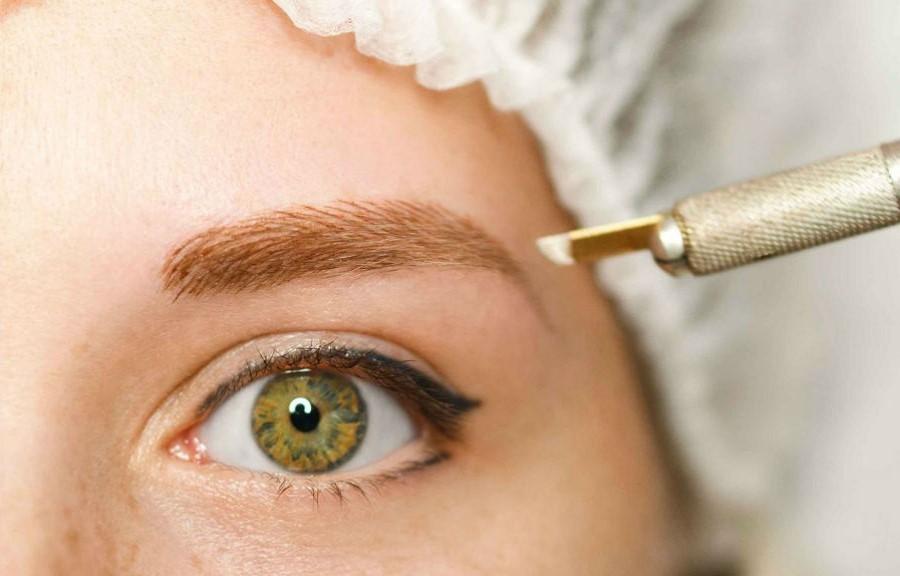 Перманентный макияж - противопоказания   Перманентный макияж бровей: плюсы, минусы и основные виды   Her Beauty