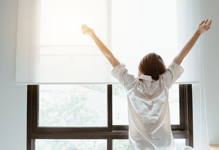 Wake up earlier | 8 Daily Habits That Will Make You Happier | HerBeauty