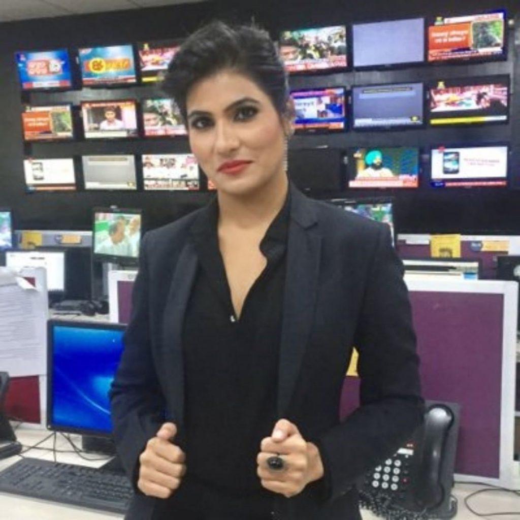 रूबिका लियाकत | भारतीय टी. वी. में शीर्ष स्तर की छः सफल समाचार उद्घोषिकाएँ | Her Beauty