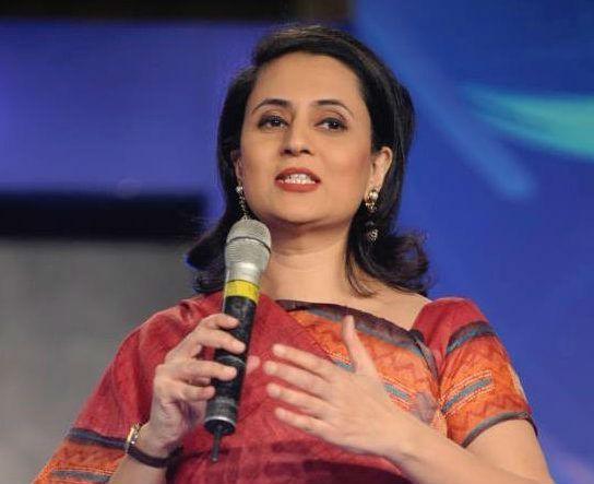 सागरिका घोष  | भारतीय टी. वी. में शीर्ष स्तर की छः सफल समाचार उद्घोषिकाएँ | Her Beauty