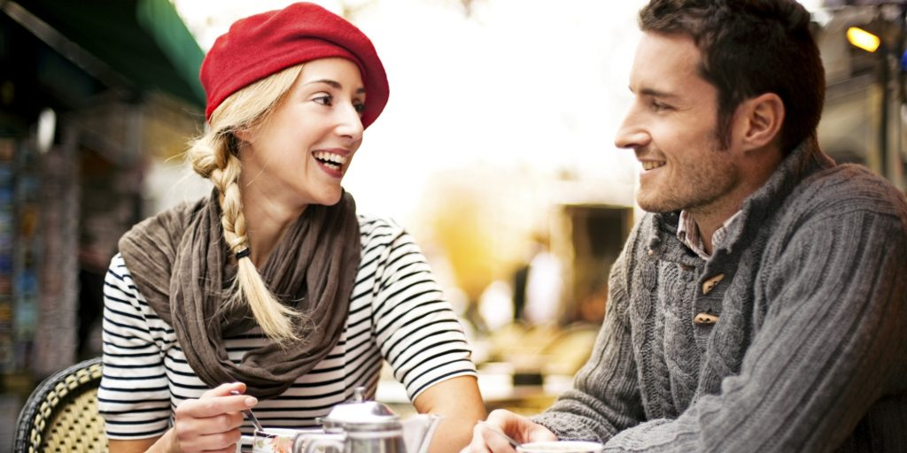 Take your time | 7 Tips for Meeting Your Online Date in Person | Her Beauty