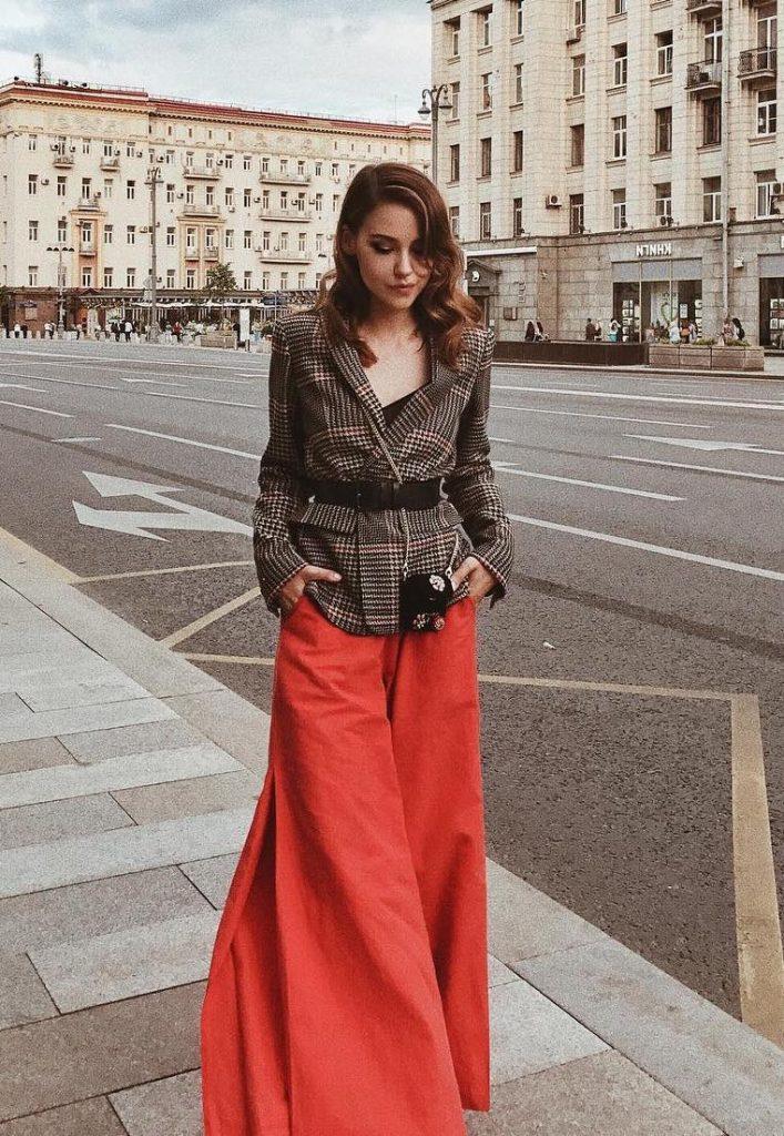Яркие цвета #2 | 8 модных уроков, которые вы выучите, живя в Москве | Her Beauty
