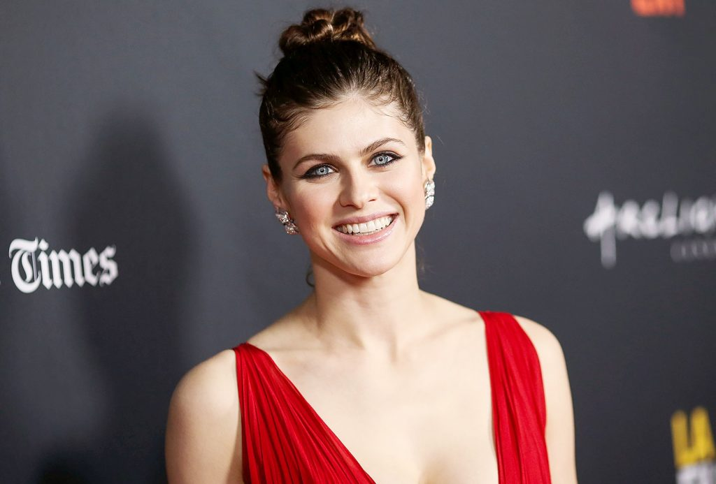 She loves fantasy films. | Everything You need to Know about Alexandra Daddario | Her Beauty